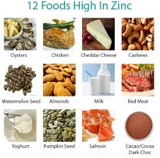 12 Foods High In Zinc
