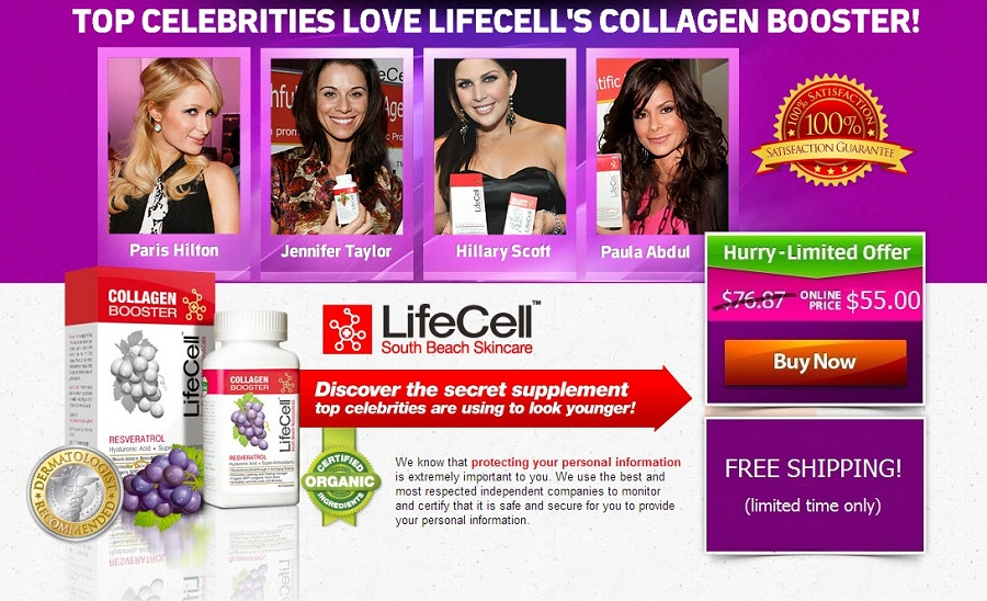 Buy Collagen Booster
