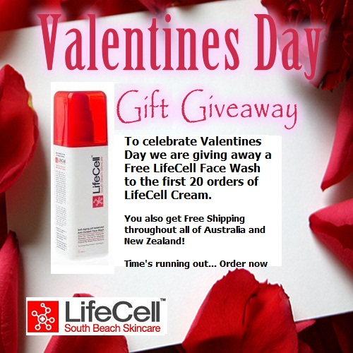 Life Cell Valentines Day Offer