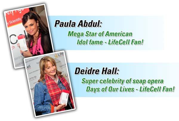 PaulaAbdul-DeidreHall-LifeCell