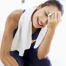 Sweat Helps Your Skin To Cleanse