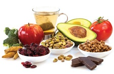 Antioxidant rich foods for youthful skin