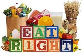 Eat right for healthy skin