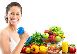 Fitness And Nutrition For Healthy Skin