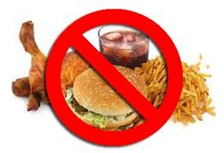 Say No To These Foods